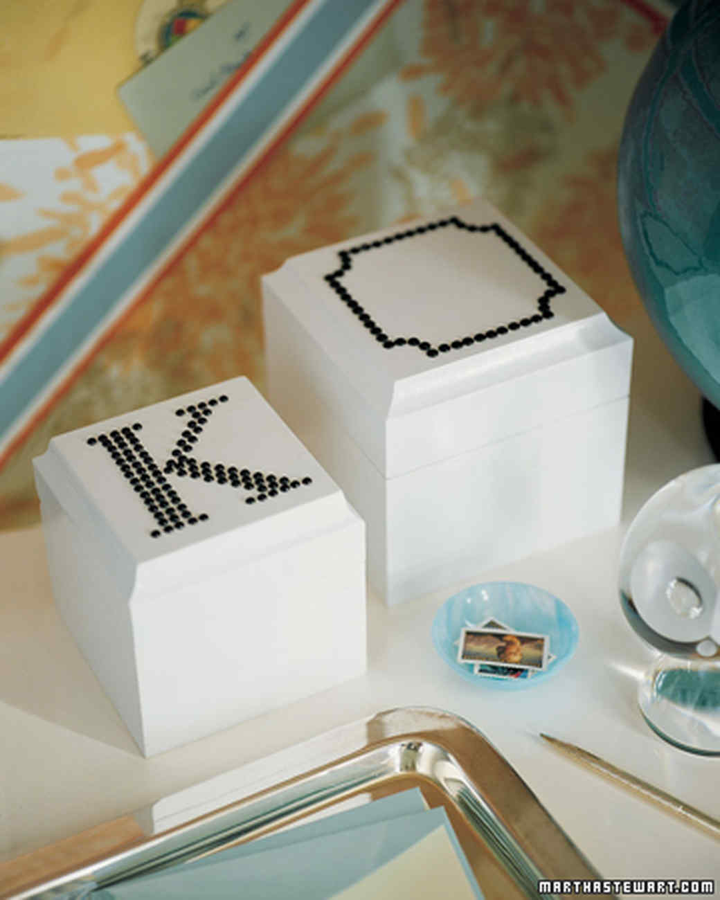 Decorative Box How-To