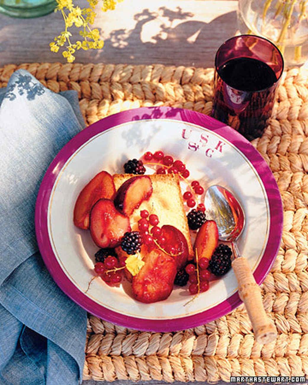 Lemon Cardamom Cake Martha Stewart