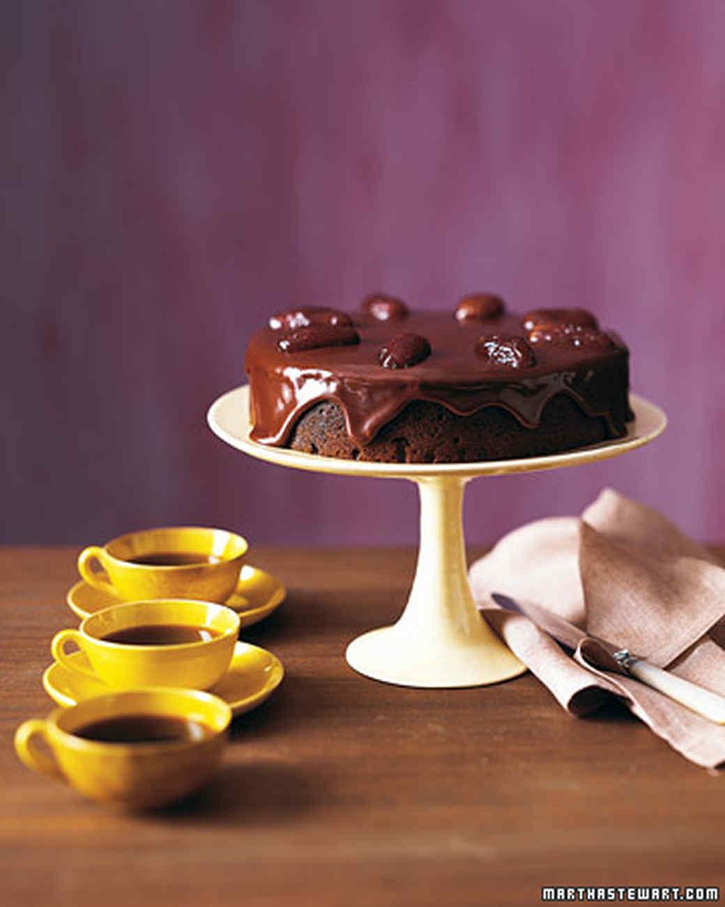 Best chocolate cake recipe martha stewart