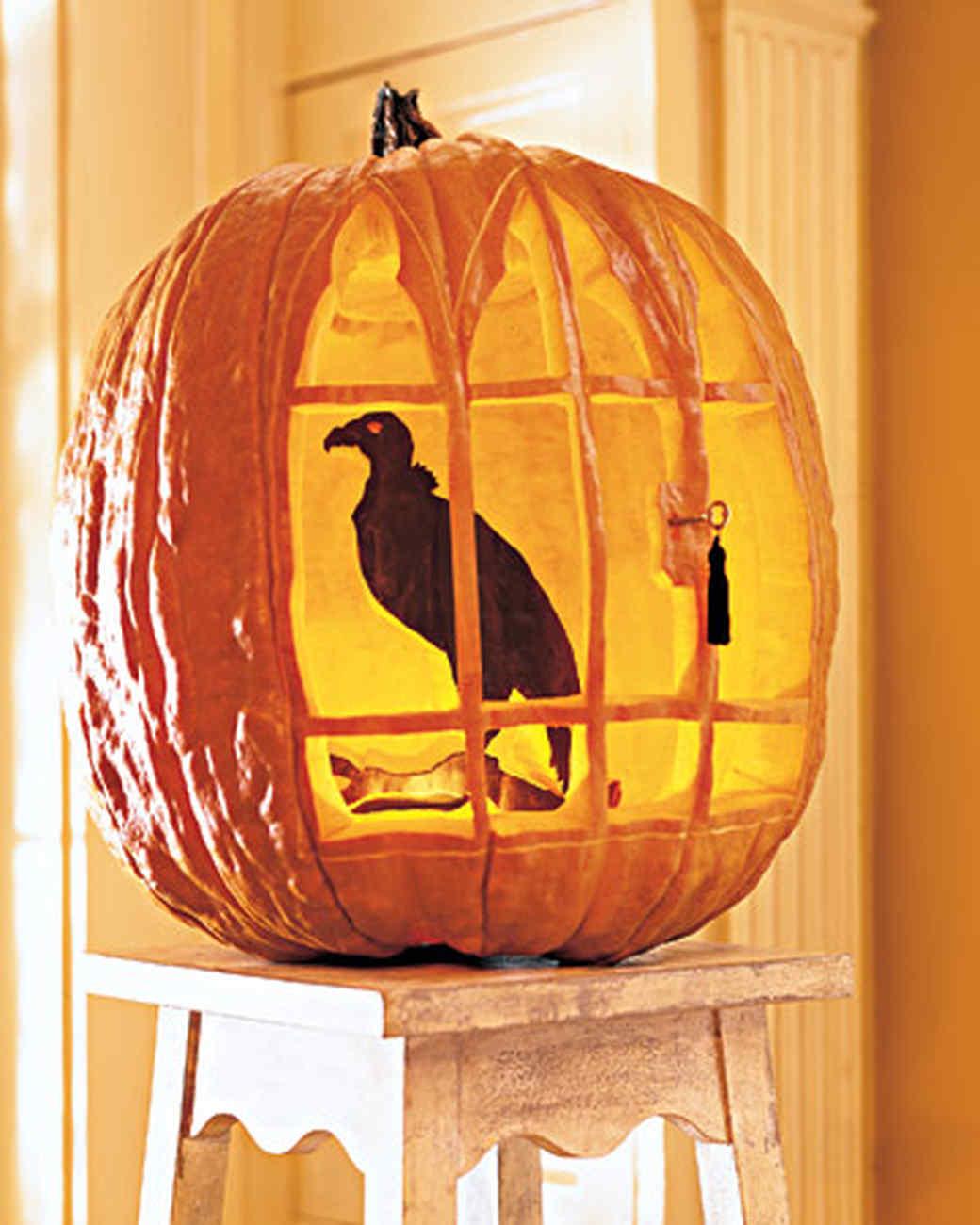 Vulture's Cage Pumpkin