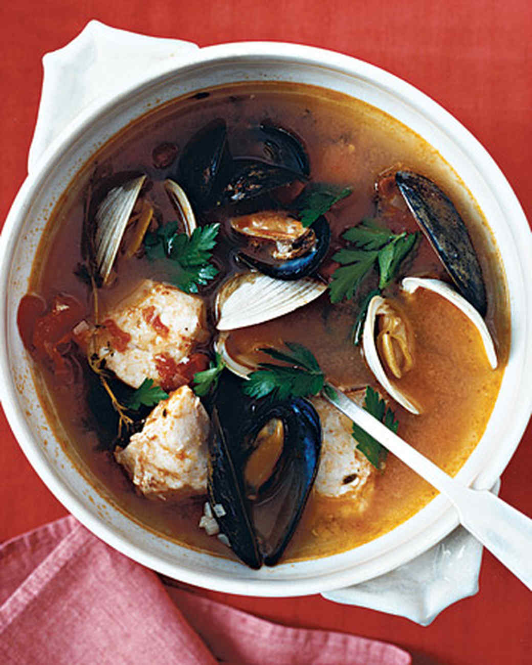 Quick Cioppino