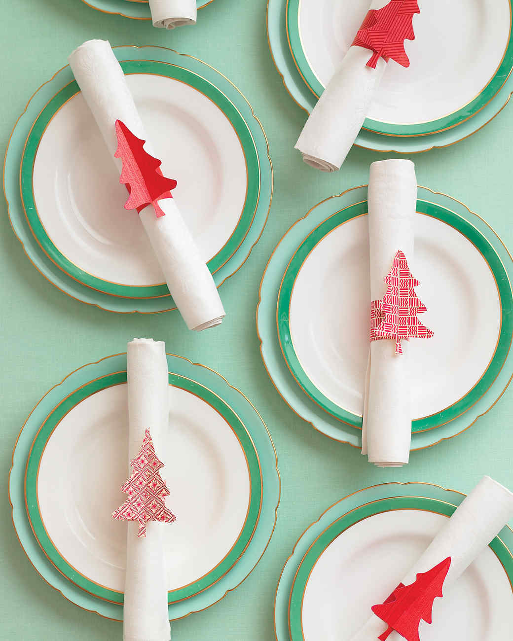 Holiday table settings martha stewart solutioingenieria Choice Image