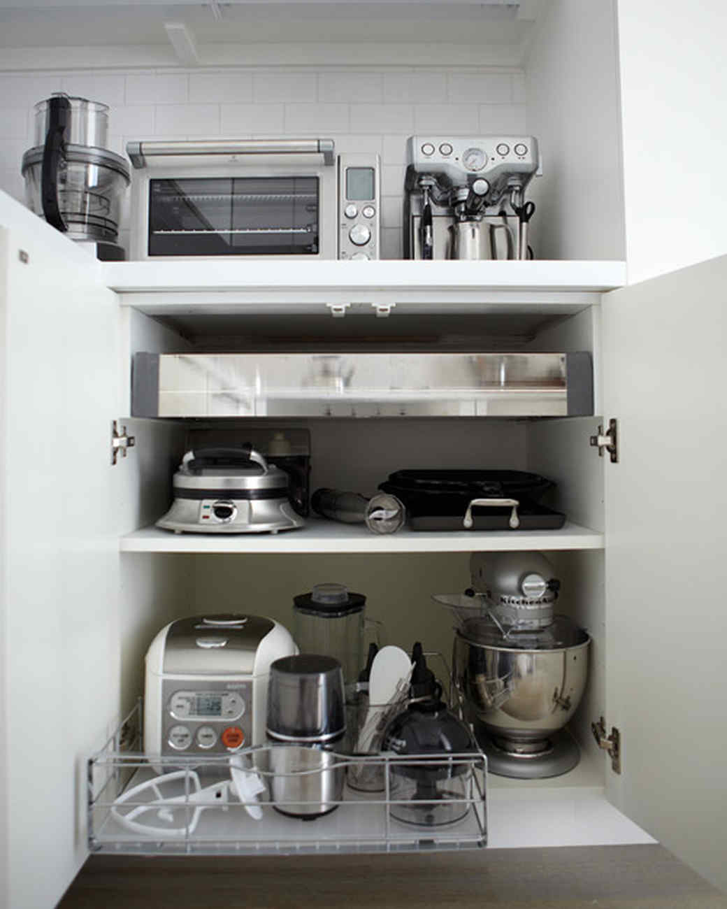 Organizing your home martha stewart Best way to organize kitchen cabinets and drawers