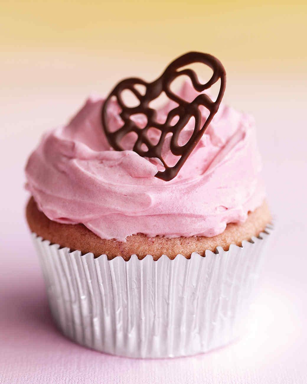 valentines day cupcake recipes martha stewart - Valentine Cupcake Recipes