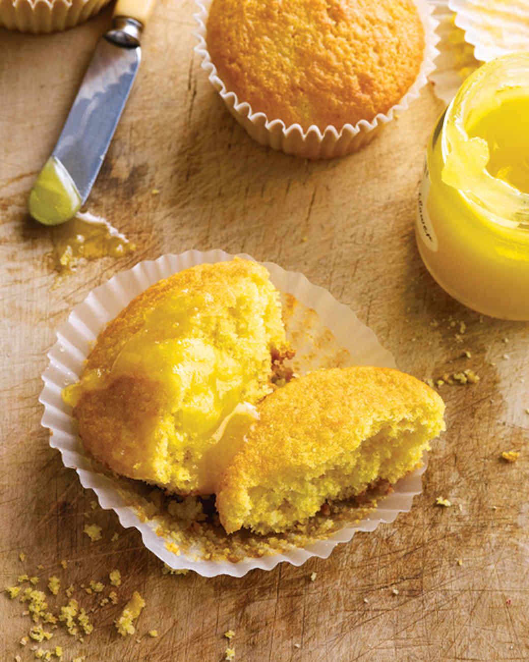 Massachusetts Corn Muffins