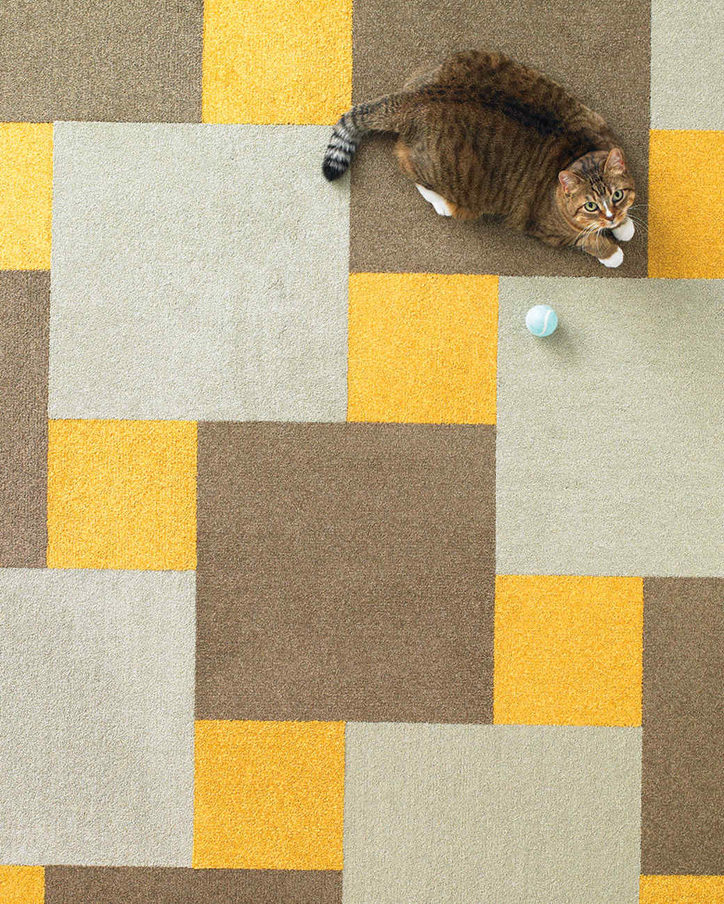 DIY Flooring Patterns Martha Stewart