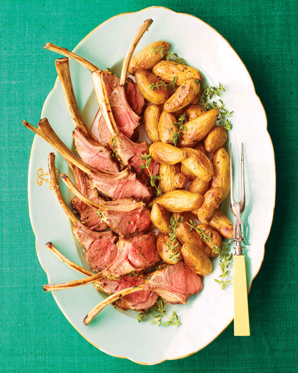 Easy Holiday Menus Martha Stewart