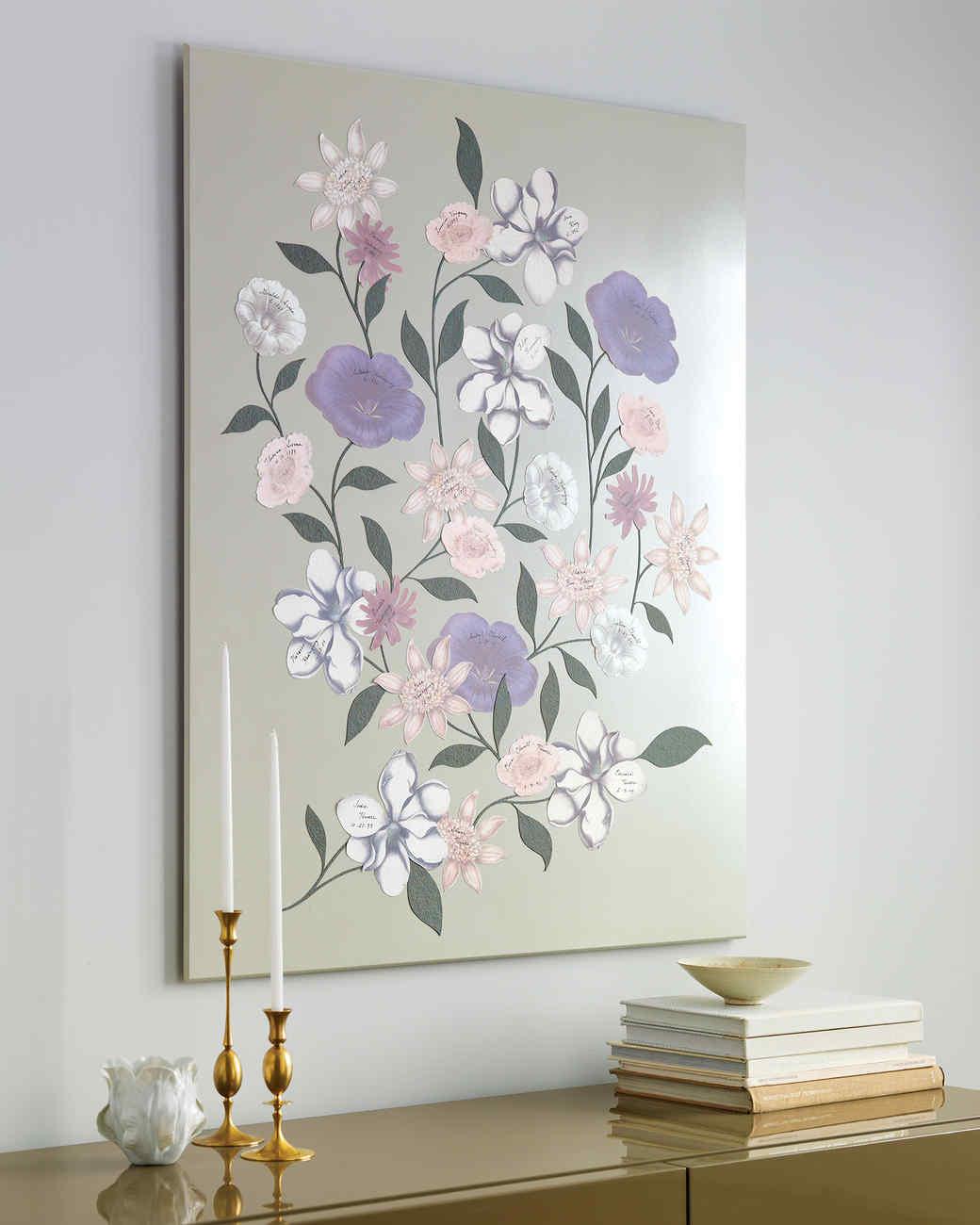 Flower Family Tree