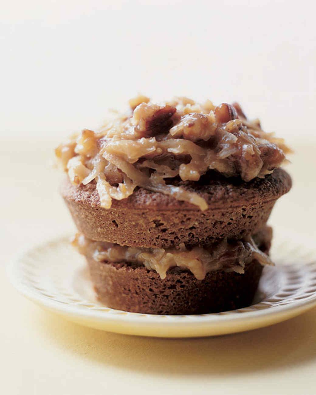 Chocolate Moist Cupcake Martha Stewart