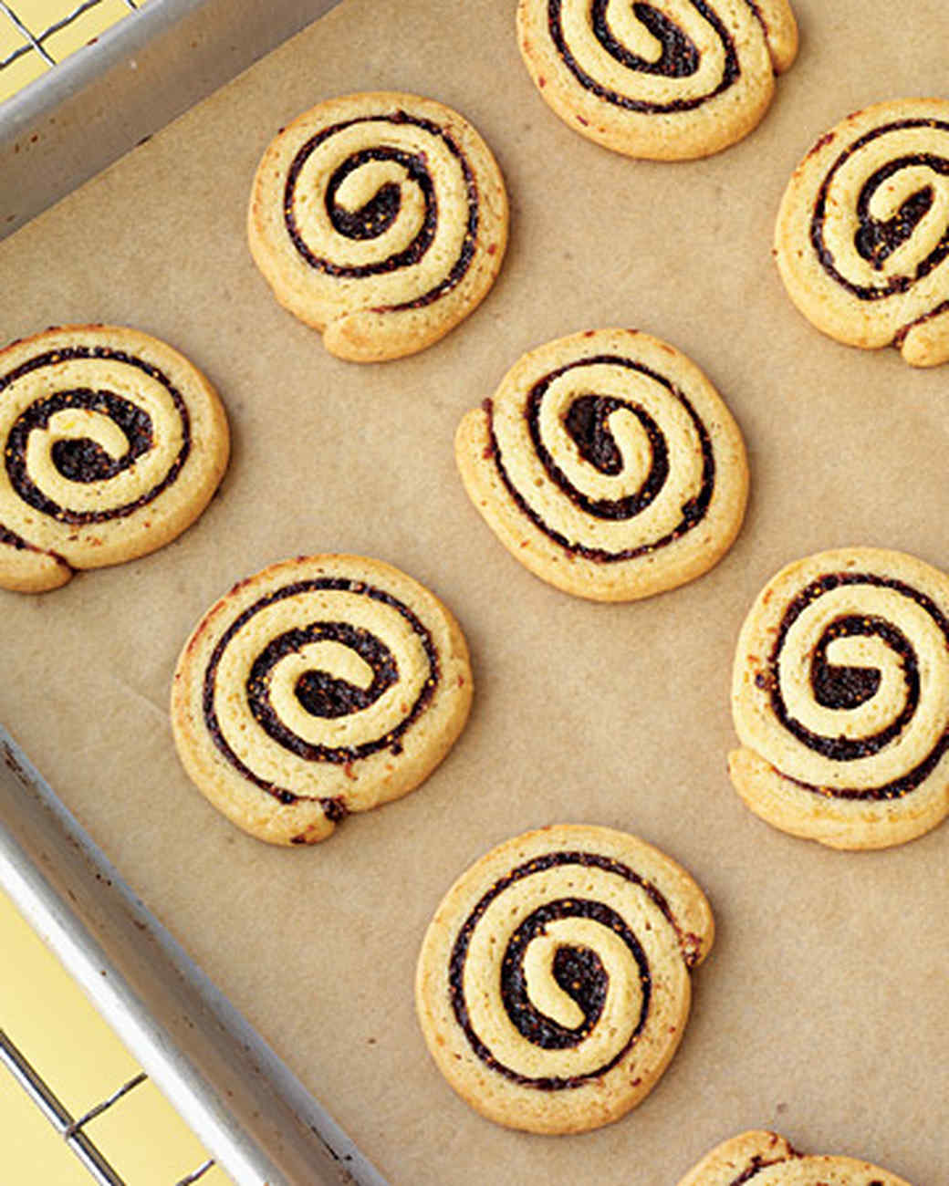 fig pinwheels - Italian Christmas Cookies Recipe