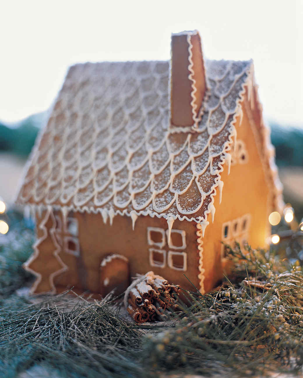 recipe: small gingerbread house recipe [22]