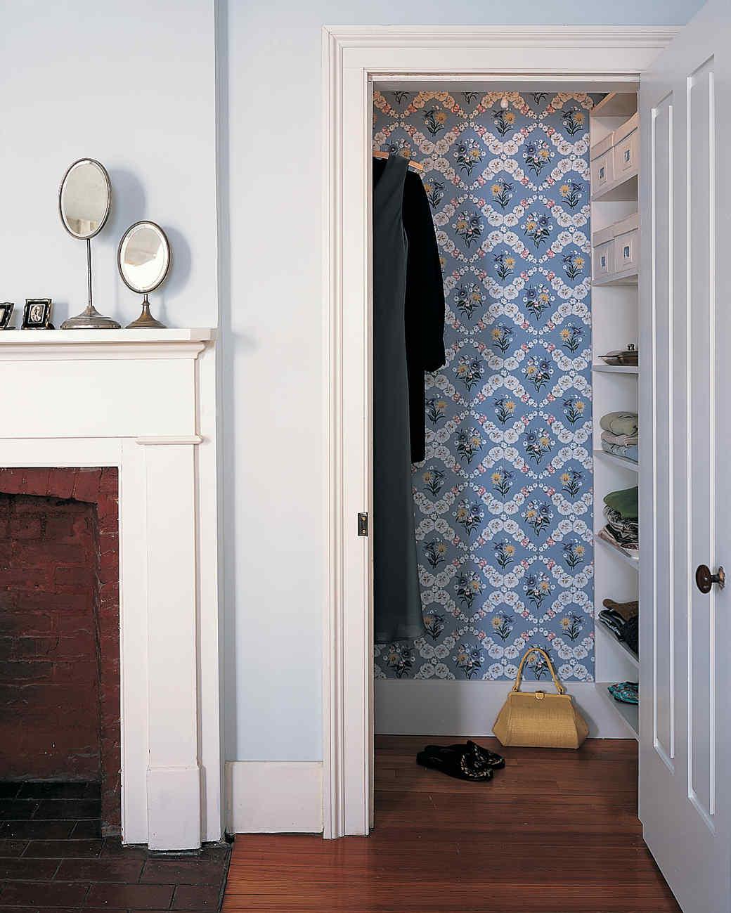 Covered Closet