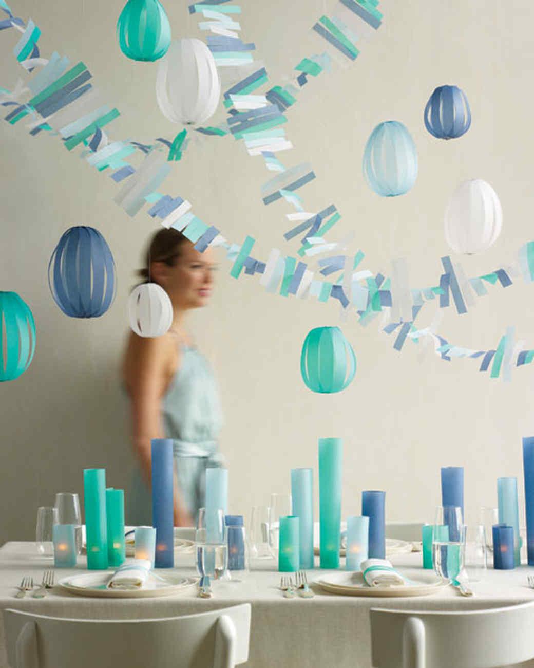 Baby shower diy decor ideas