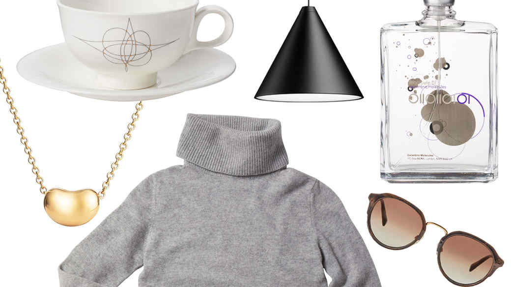 Tastemaker Products Sweater Necklace Sunglasses Fragrance Lip Balm