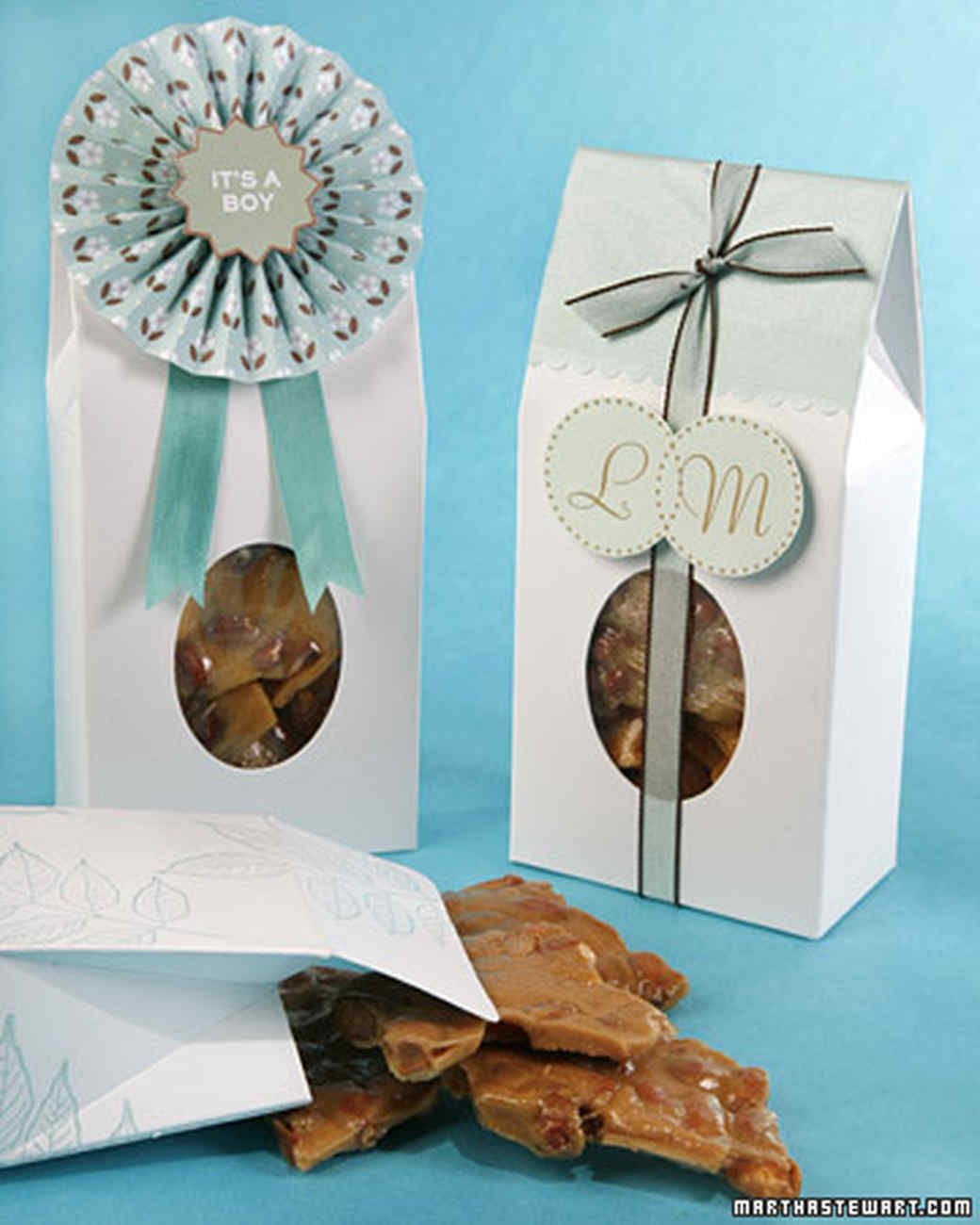 Cookie Packaging Ideas From The Martha Stewart Show