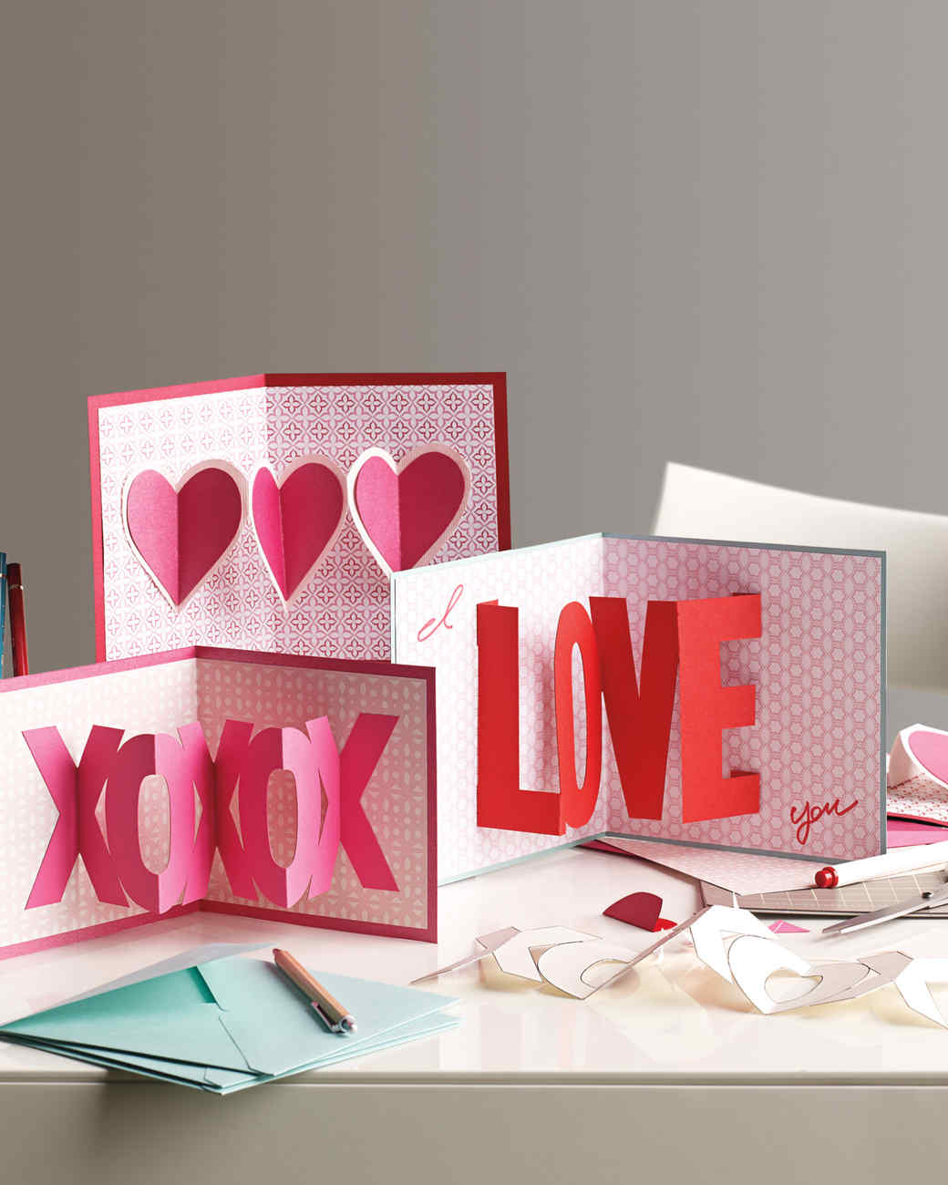 3D Valentines Day Cards – Pop Up Valentines Day Card