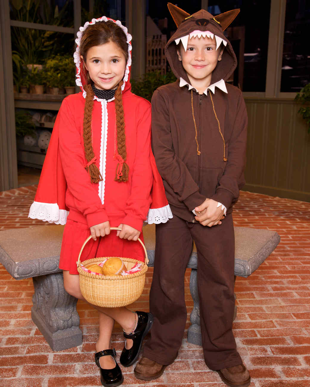 Little Red Riding Hoodie Costume