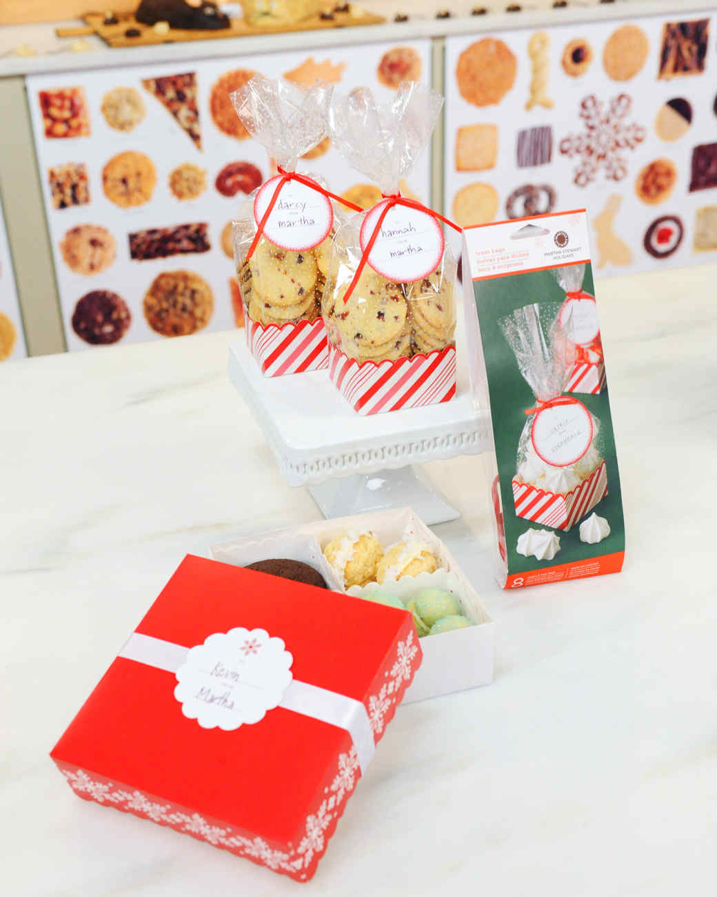 Decorative Cookie Packaging