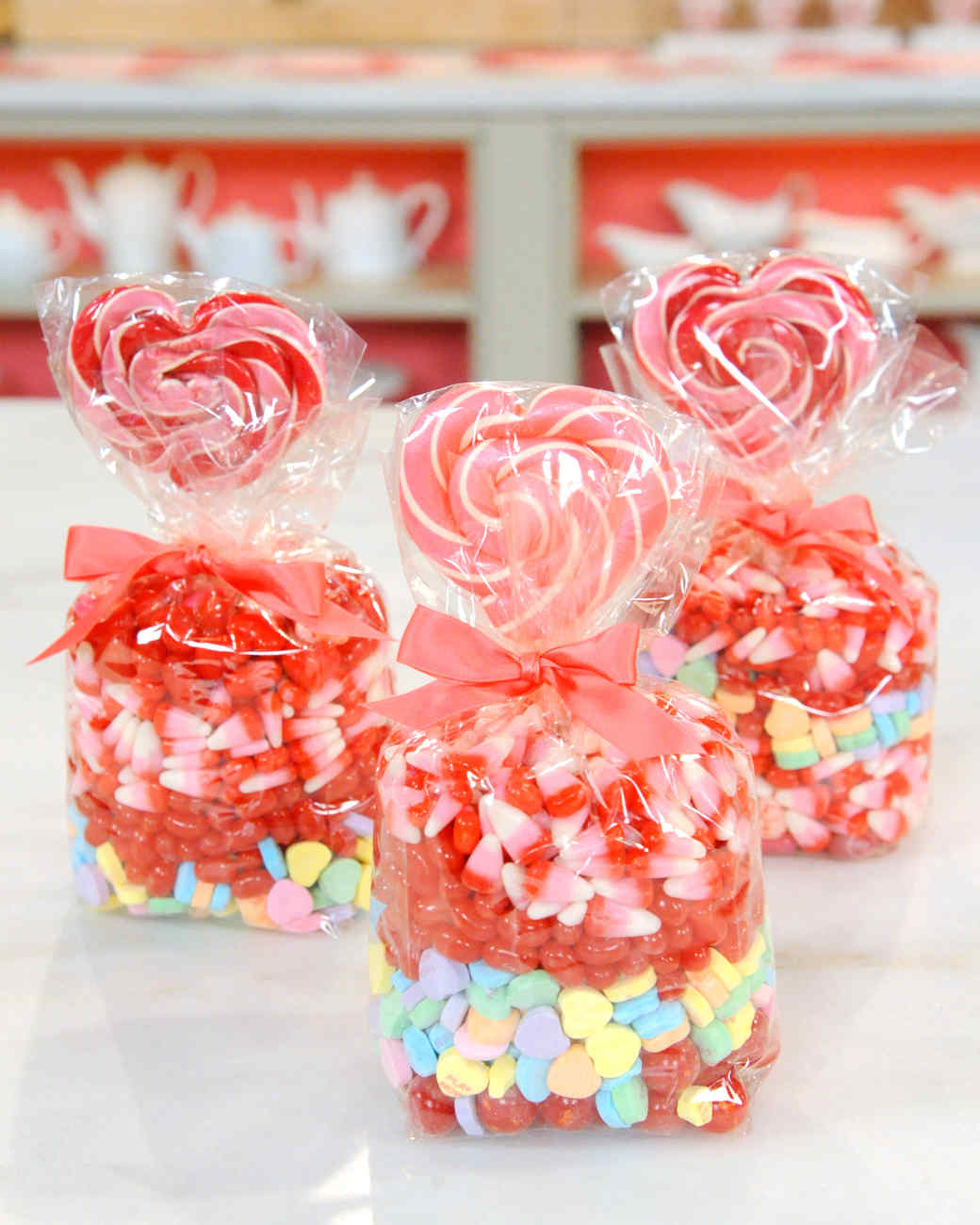 Valentine S Day Treat Bags Video Martha Stewart