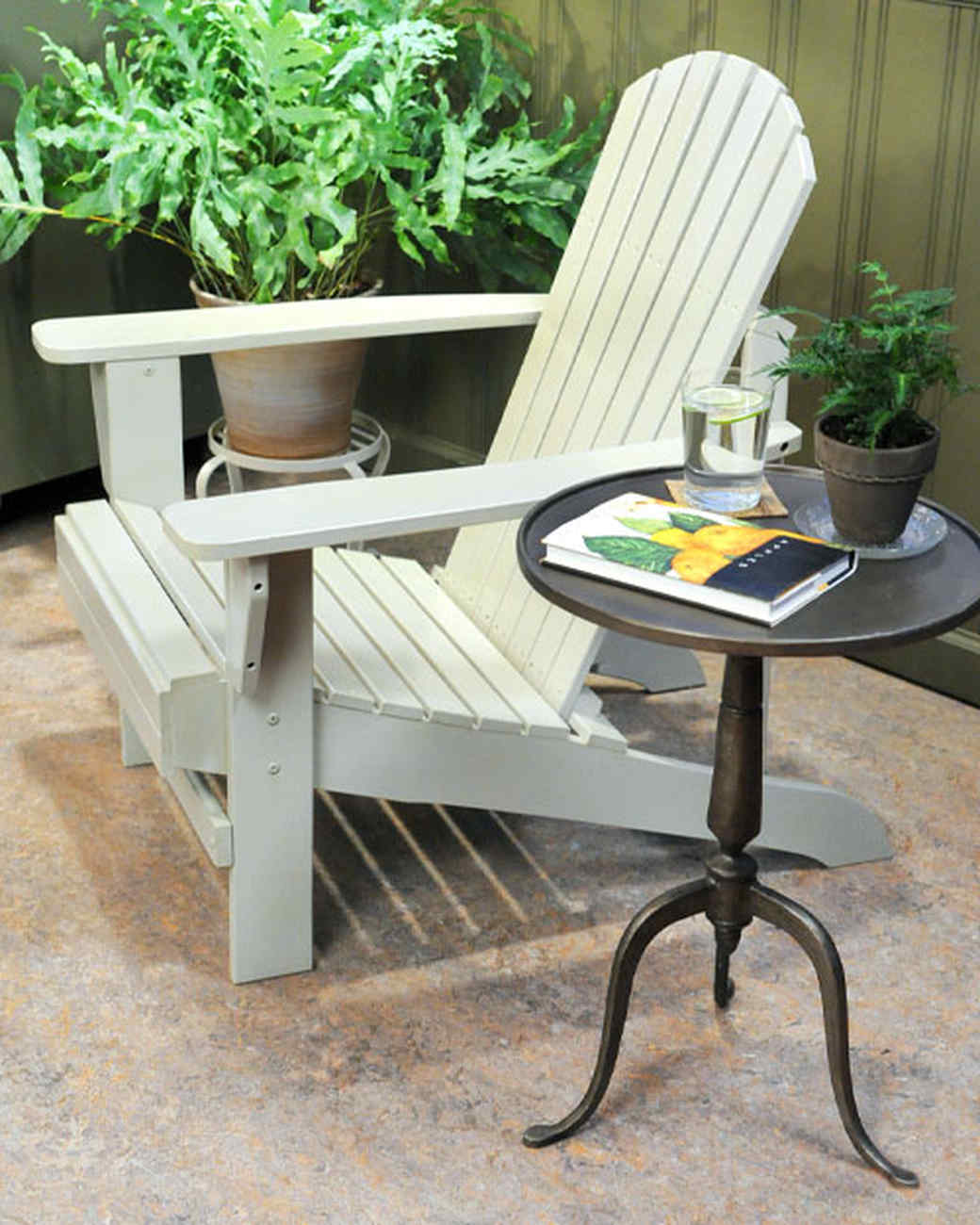 Good Painting Adirondack Chairs