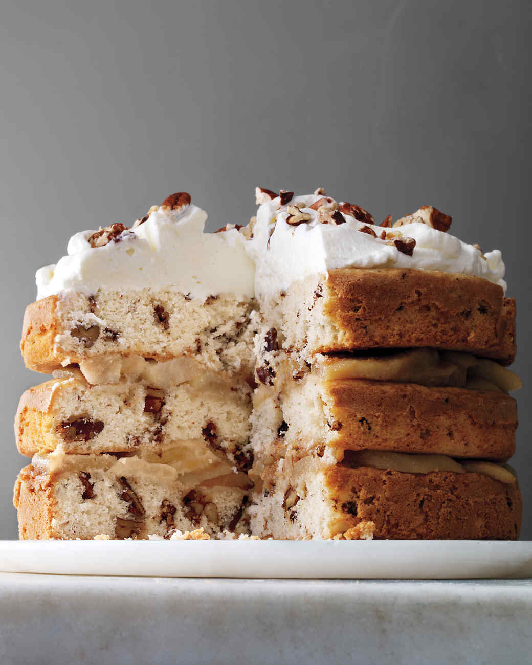Ginger and Pecan Cake Recipe recommend