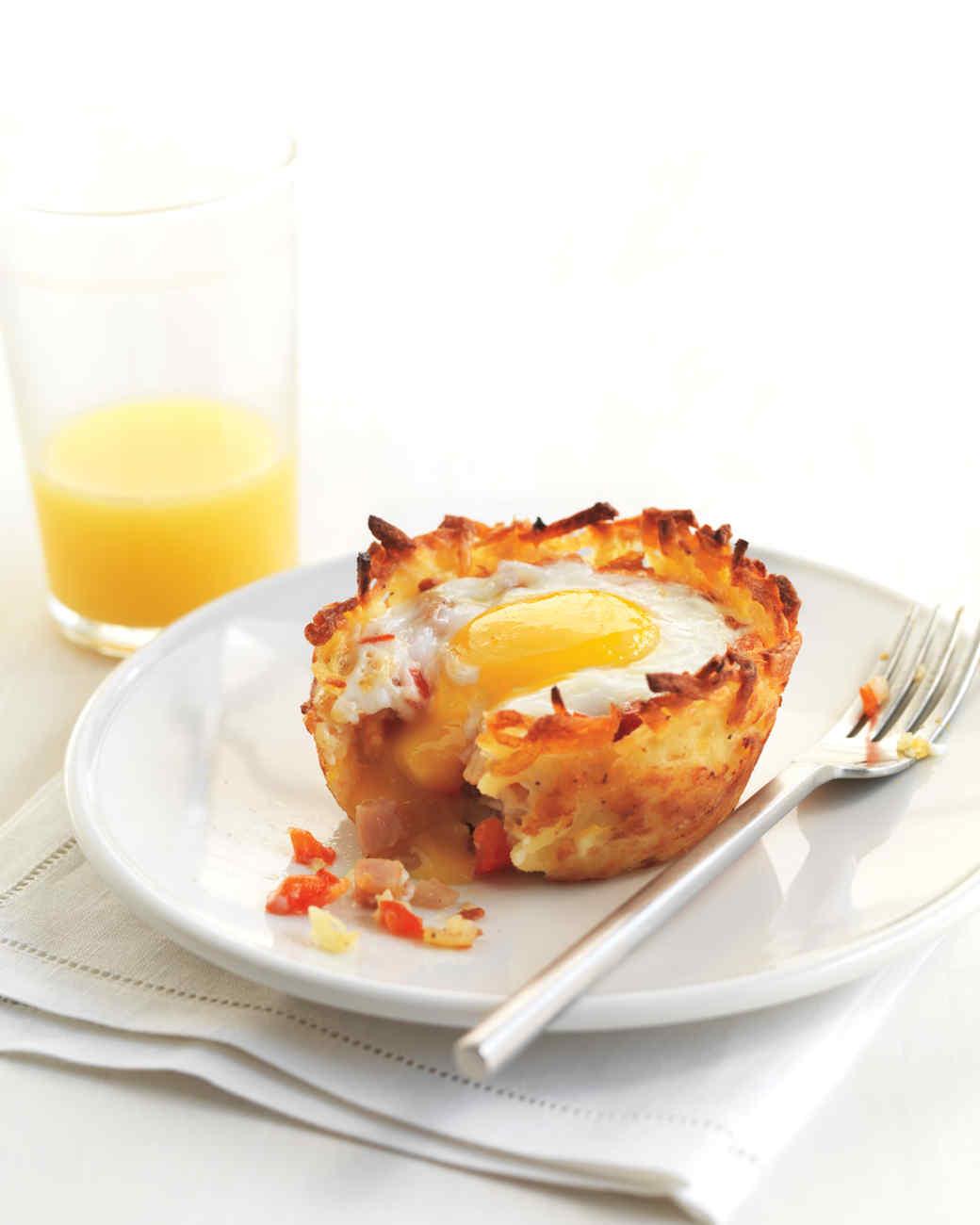 Denver Omelet Cups Recipe & Video