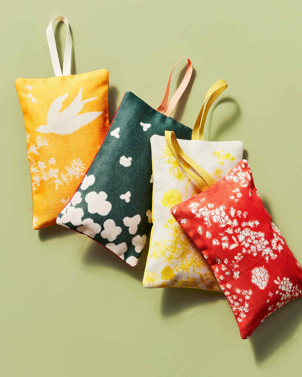 fabric sachets