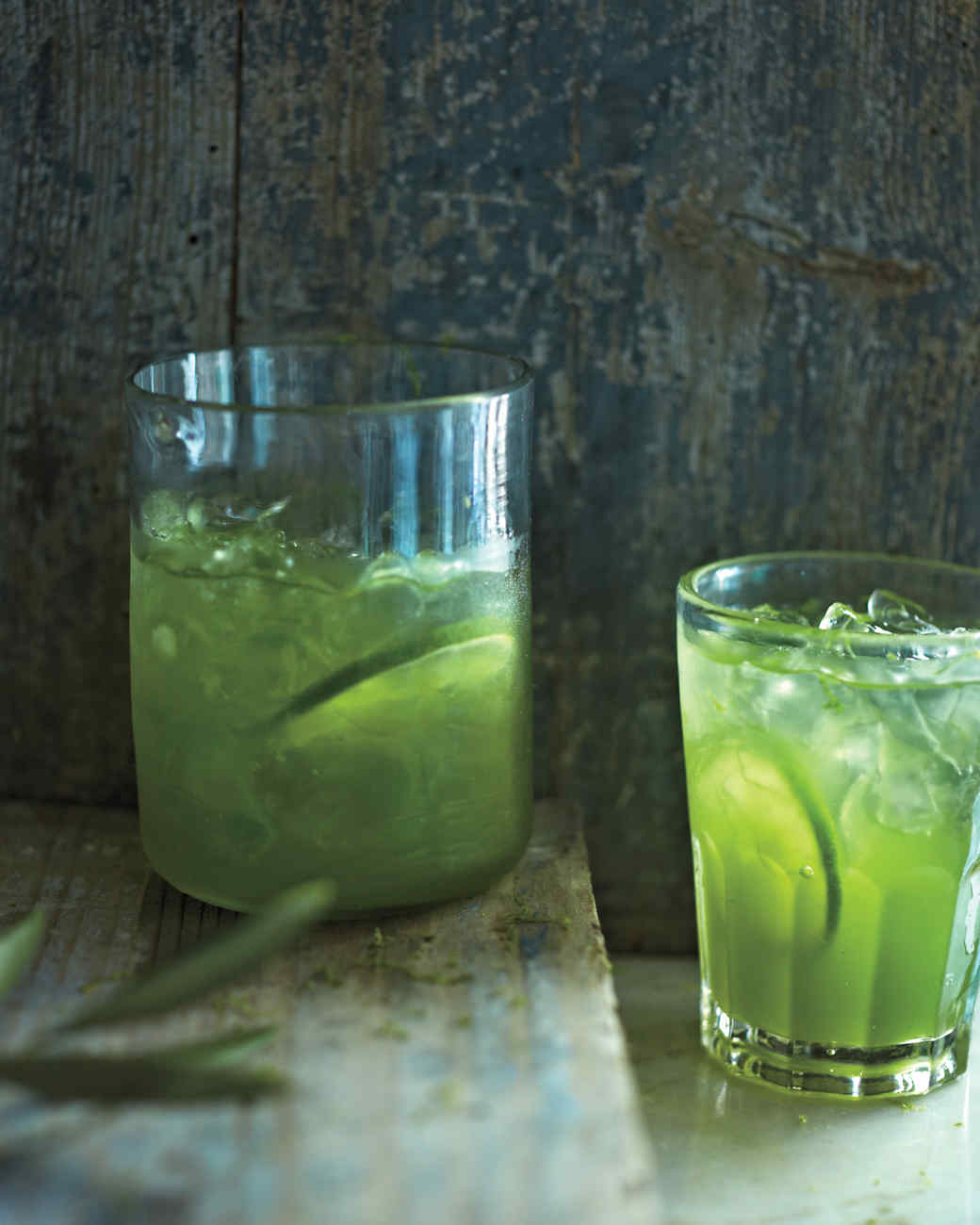 Sorrel-Lime Cooler