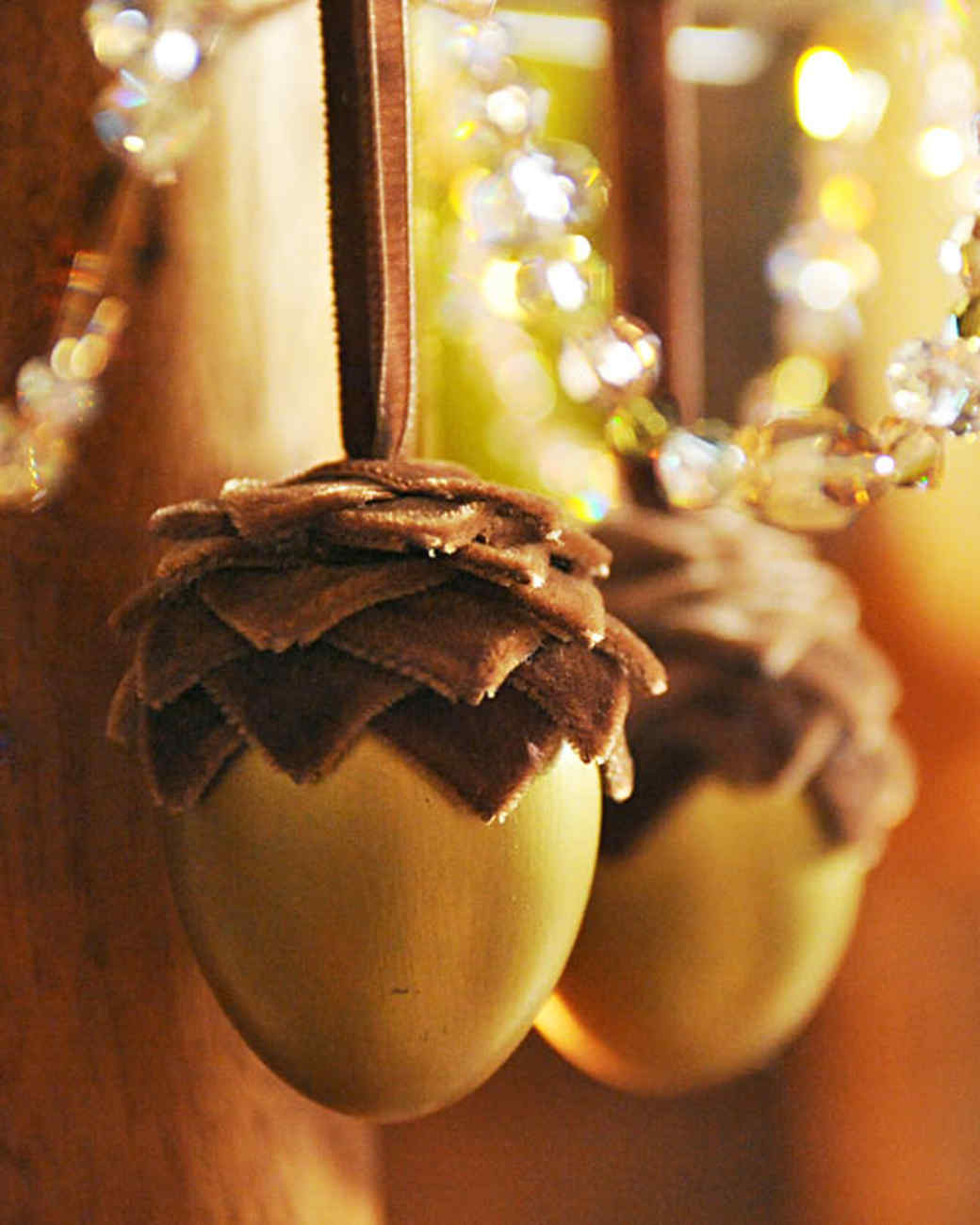 Egg-Corn Decorations