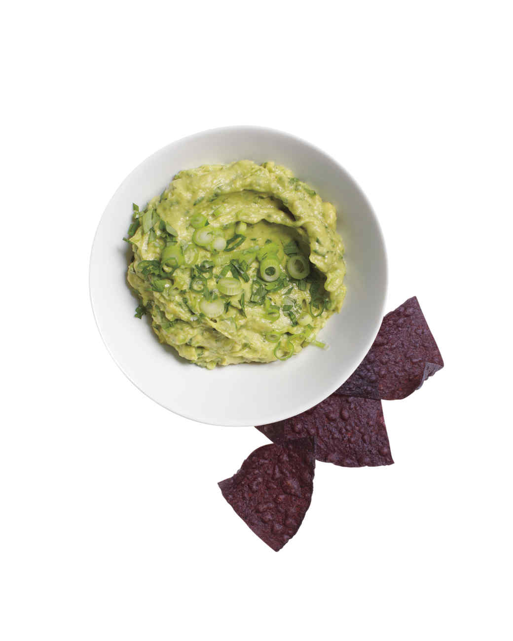 Mashed Avocado with Hummus