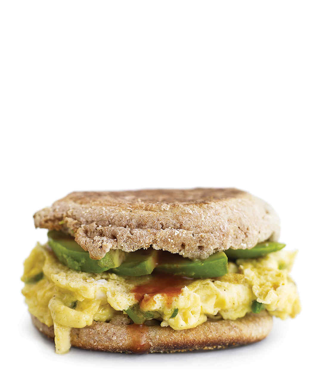 Egg and Avocado Sandwich