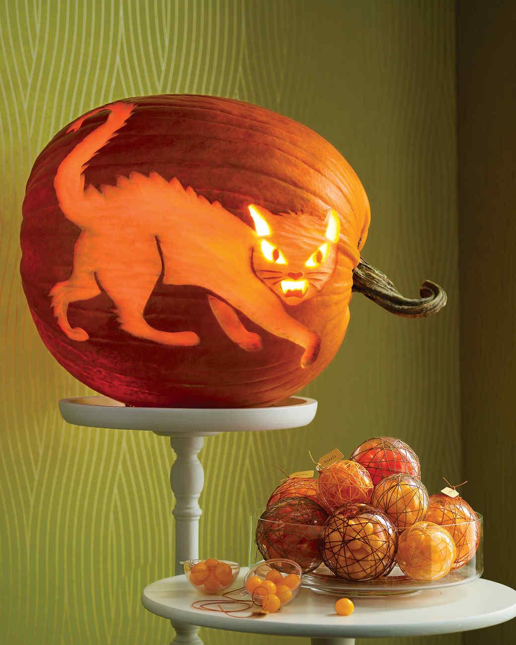 Pumpkin Templates for Halloween | Martha Stewart