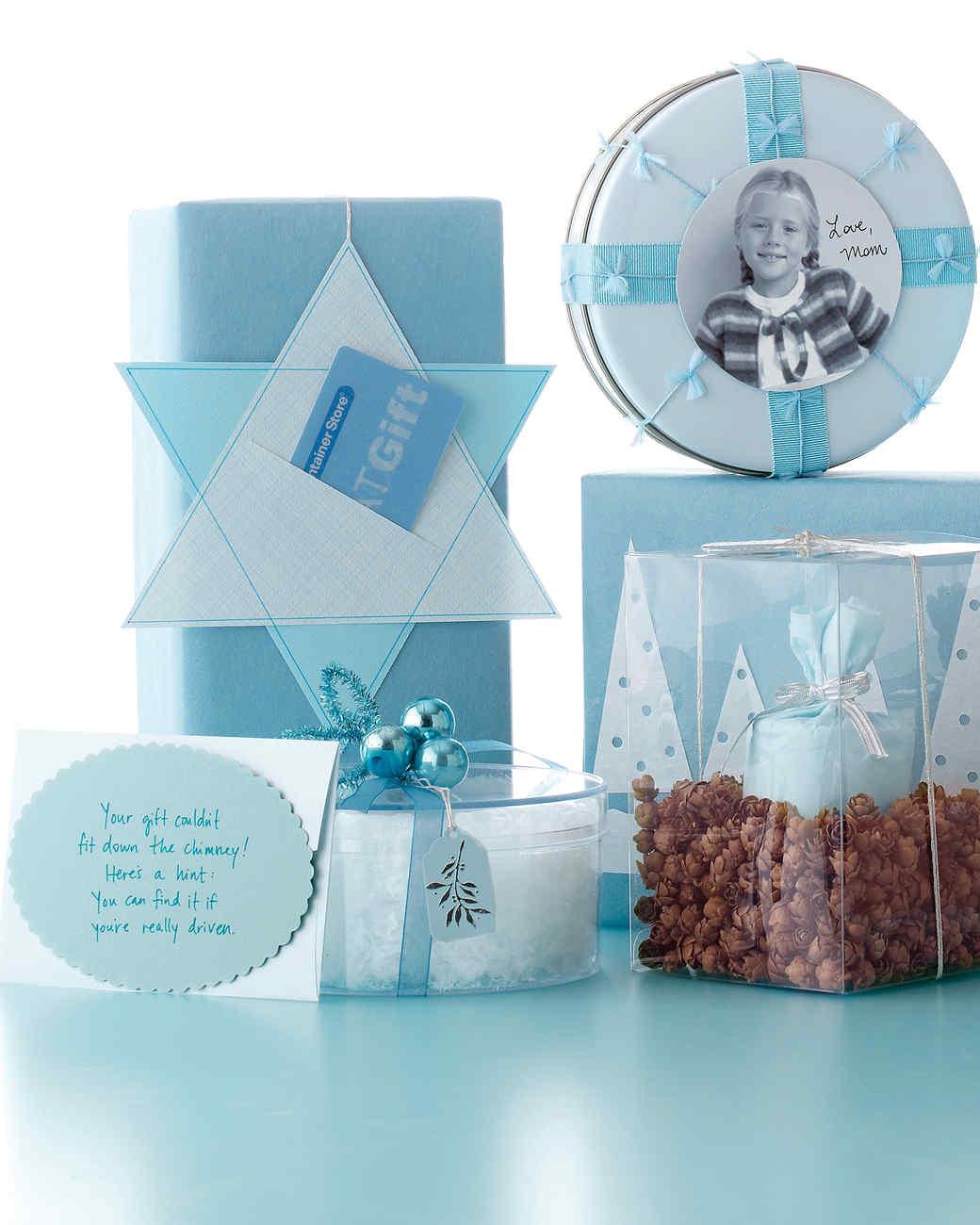 Hanukkah Gift Card Holder