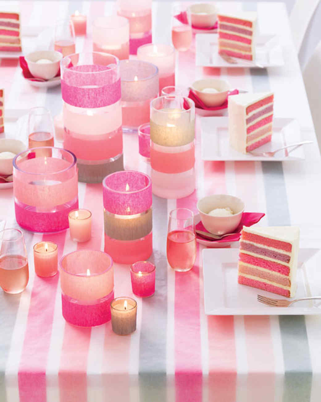 GrownUp Birthday Party Ideas Martha Stewart