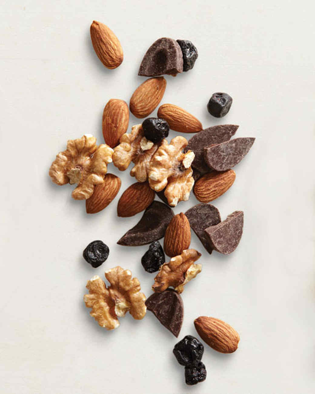 Chocolate-Nut Mix