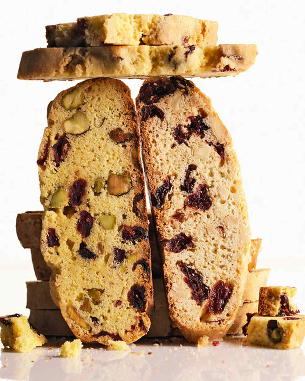 Cherry-Almond Biscotti