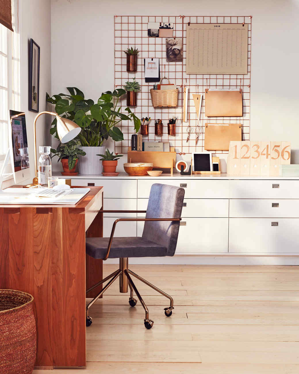 10 Easy Tips for the Ultimate Home Office | Martha Stewart Ultimate Home Office Design on ultimate workshop design, ultimate basement design, ultimate closet design, ultimate garage storage, home library design, ultimate furniture, ultimate gym design, ultimate bathroom design,