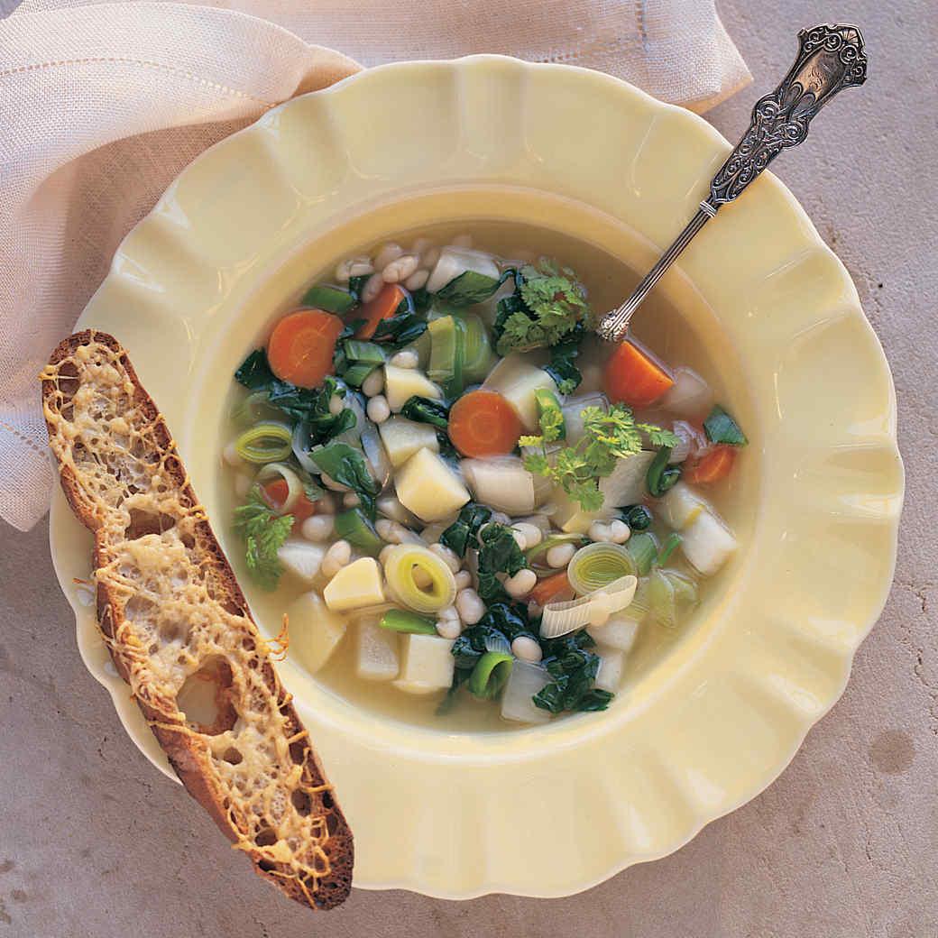 Provencal Vegetable Soup