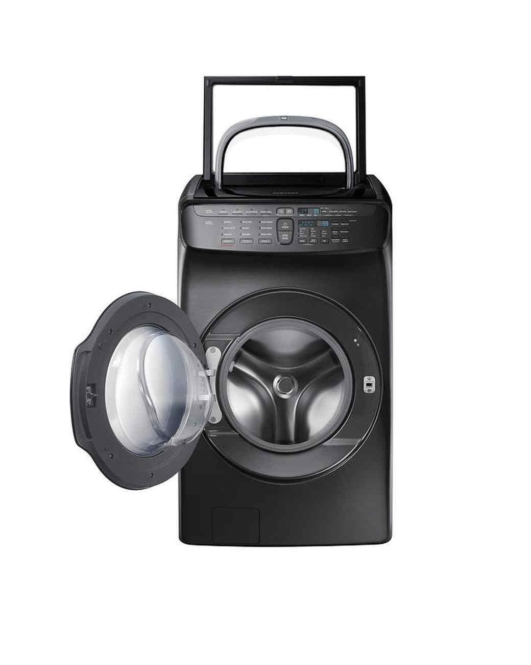 Samsung High-Efficiency FlexWash Washer