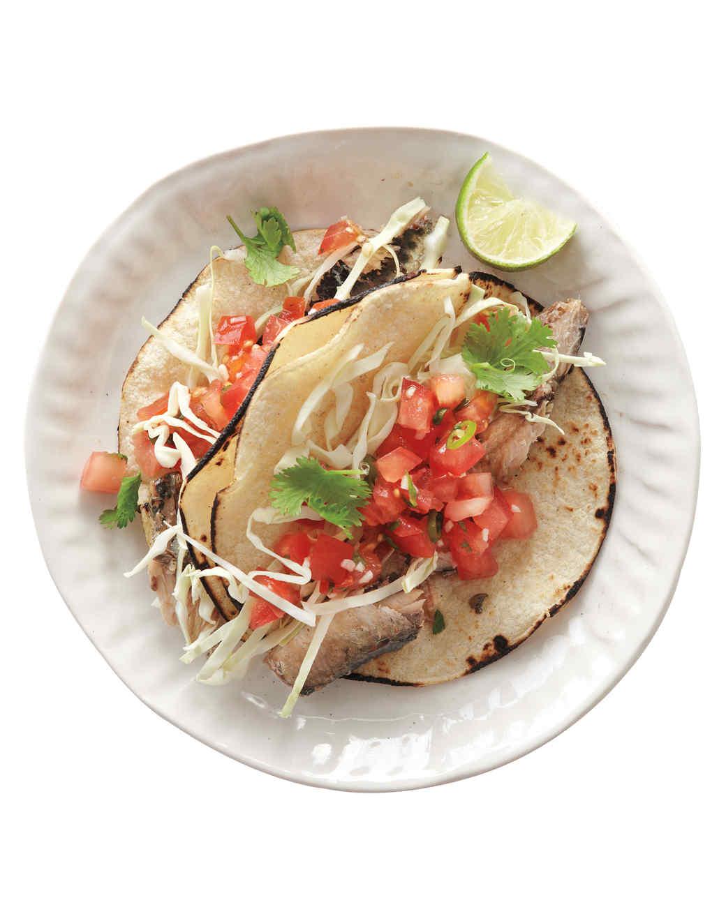 Sardine Tacos