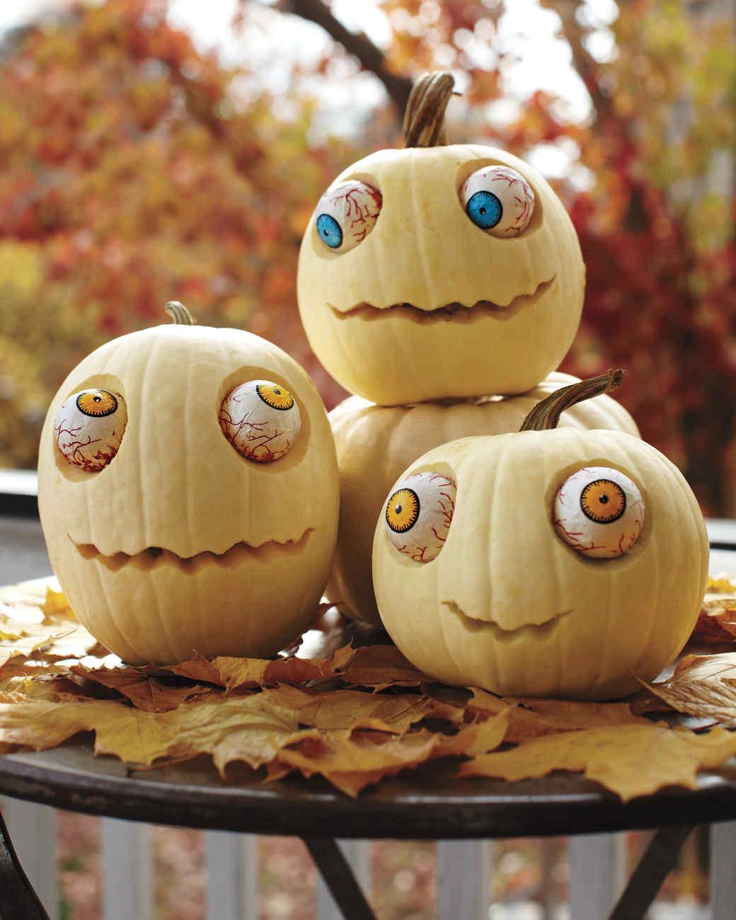 Undead Pumpkins