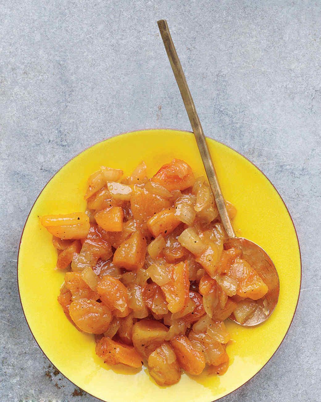 Apricot-Orange Chutney