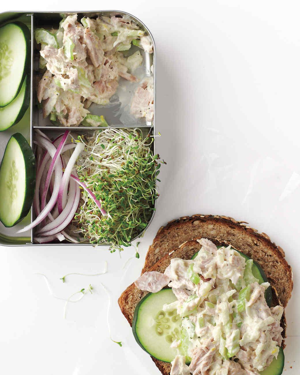 Tangy Tuna Salad