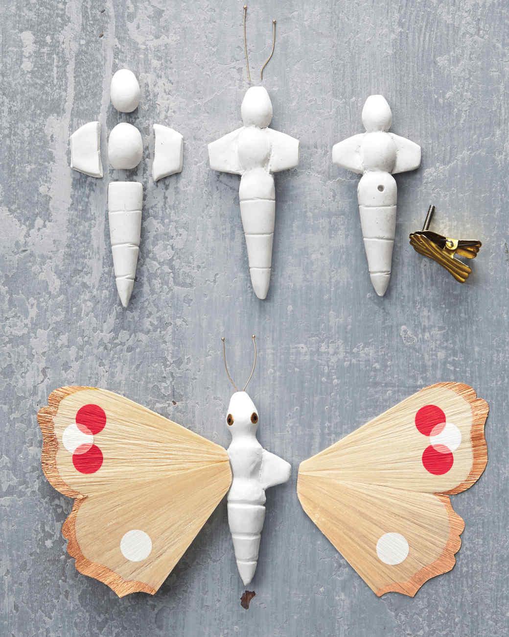 Spun-Glass Ornaments | Martha Stewart