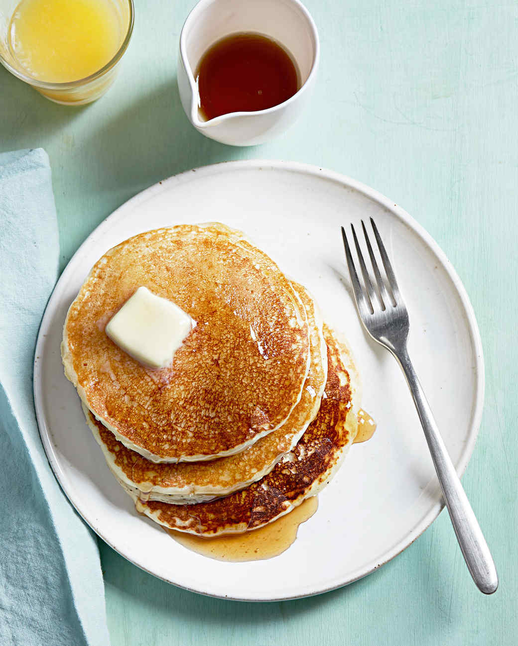 28 Days Of Pancake Recipes—They're All Perfect For Brunch