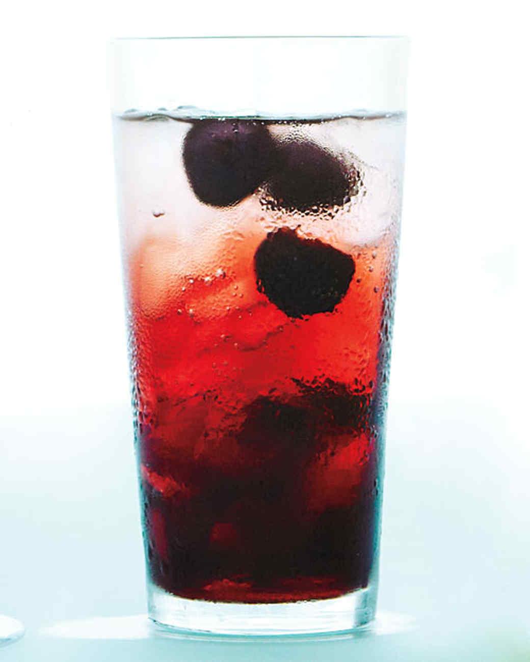 Black Cherry Spritzer