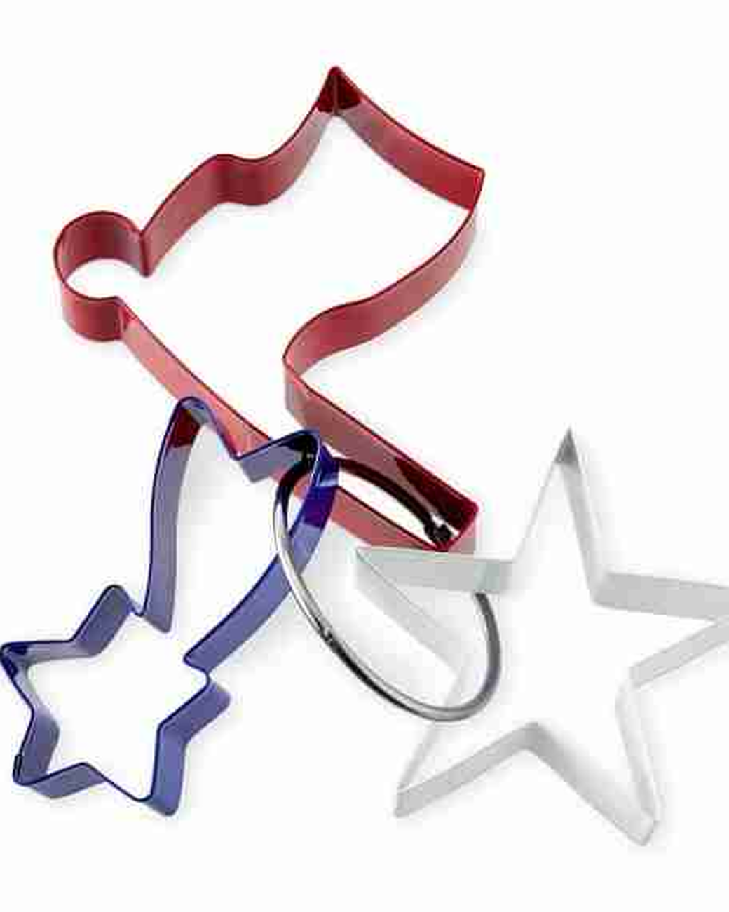 Americana Cookie Cutters