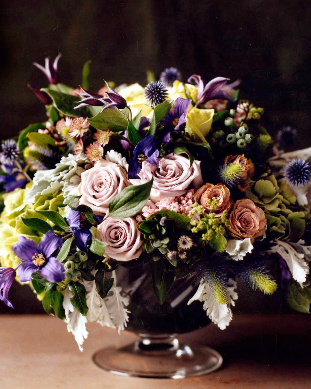 Ideas For Wedding Flower Arrangements: Easy Centerpieces