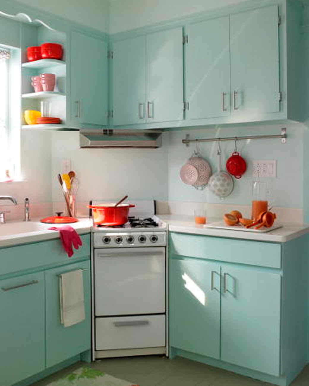 A Kitchen Makeover on a Budget | Martha Stewart