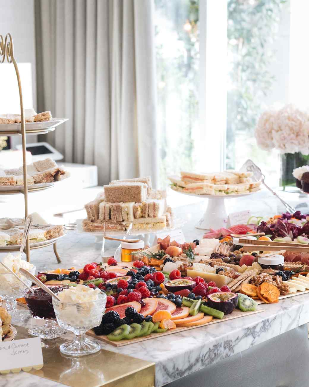 Louise Roe's baby shower